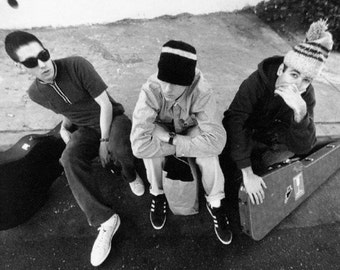 The Beastie Boys Check Your Head Music POSTER (1992)