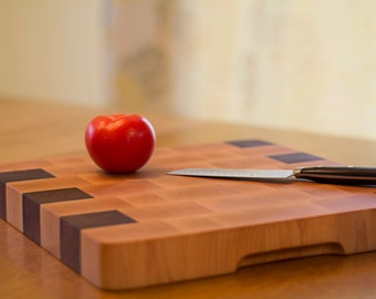"Cutting Board ""Squares"""