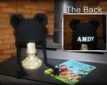 Mickey Mouse Personalized hat// Kids Mickey Mouse Disney hat// Personalized Mickey Mouse hat