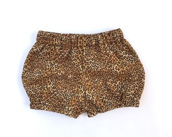 Cheetah Bloomers
