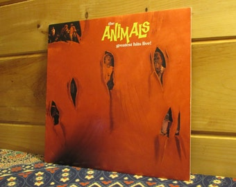 The Animals - Greatest Hits Live!