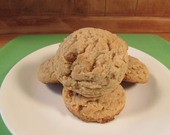 Nut Your Average Peanut Butter Cookie