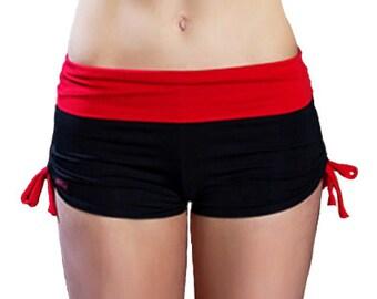 Wink Drawstring Shorts