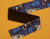 Star Wars Ships CrossFit Wrist Wraps & Weight Lifting Custom Wrist Wraps - SHIPPING INCLUDED