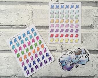 Bible stickers for Erin Condren, Plum Paper, Filofax, Kikki K (DPD026-027)