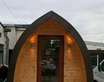 Camping Pod, Garden room