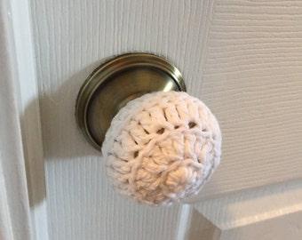 Crocheted Door Knob Covers, Child Proof Door Knob Covers, Child Safety Door Covers, Door Knob Covers, Child Proof Door Covers, Child Safety
