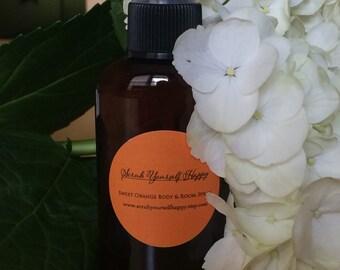 Sweet Orange Body & Room Spray