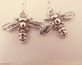 The Wasp Totem earrings