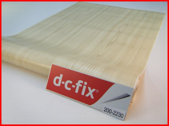 DC FIX Wood Grain 1m x 45cm Design Sticky Back Self Adhesive