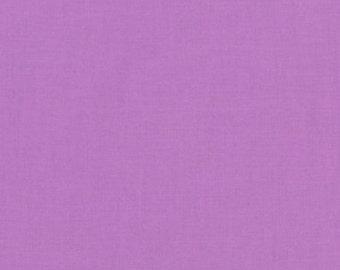 Kona Cotton Solids-Robert Kaufman Fabric-Medium Violet- K001-1383