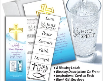 Holy Water Blessings