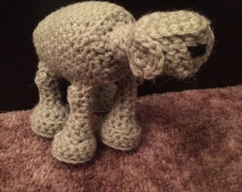AT-AT Crocheted