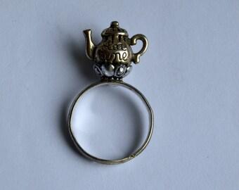 3D Teapot Ring