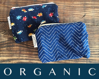 Organic Snack Bag Set - Ready to Ship