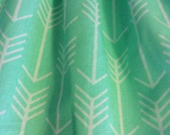 Mint Green, Modern Look, Arrow, Toddler Skirt