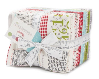 The Cookie Exchange Fat Quarter Bundle