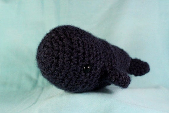 Amigurumi Stuffing : Amigurumi stuffed whale by Mmkcrochets on Etsy
