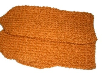 Mittens for women. Yellow mittens.Wool mittens. Warm mittens. Winter mittens. Soft mittens.
