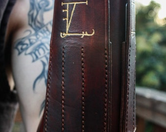 Leather Lockpick Bracer