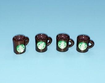 Mini Starbucks Coffee Mug