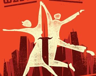 West Side Story  Poster Design