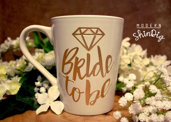 Engraved Wedding Coffee Mugs : to Be Engraved Ceramic MugsDiamond Ring Large Custom Coffee Mug ...
