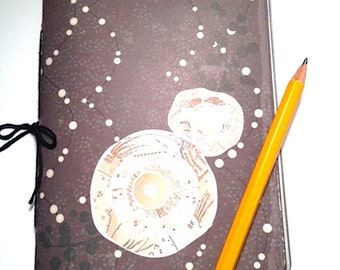 Small Hand-stitched Journal