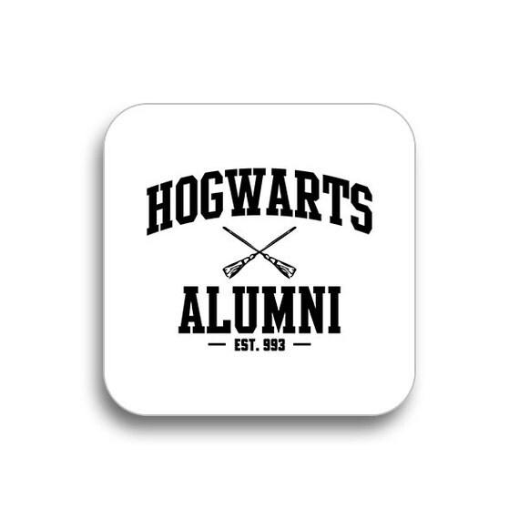 Alumni Harry P inspired coaster - Funny coaster 2S012
