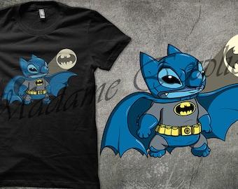T-shirt Batstitch