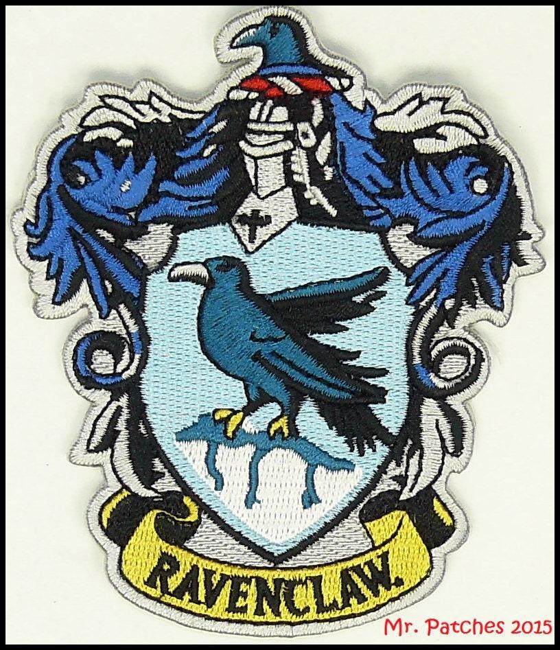 Ravenclaw harry potter hogwarts slytherin patch high quality - Gryffindor crest high resolution ...