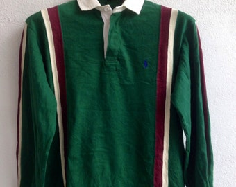 VINTAGE POLO by ralph lauren long sleeves