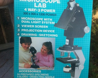 Microscope Lab, childs microscope,educational, Viewtech, Microscope, educational toys