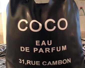 COCO BLACK HANDBAG