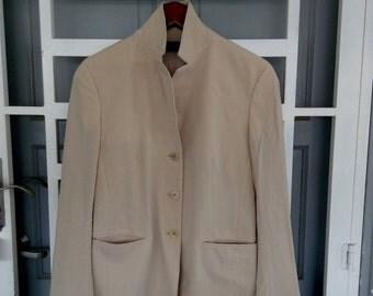 ON SALE Vintage donna karan jacket blazer for women