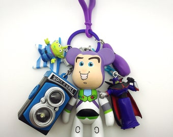 Popobe Toy Story Buzz Lightyear Bag Charm