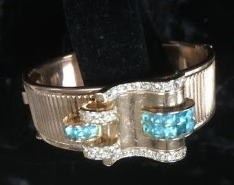 costume hinged bracelet