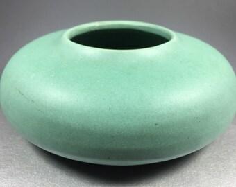 Low Bowl Matte Pottery