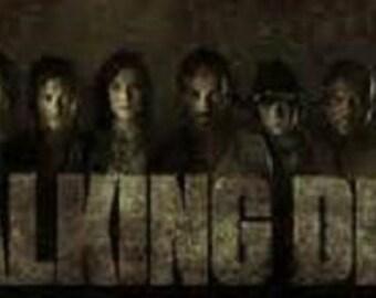 Walking Dead 2x3 Magnet
