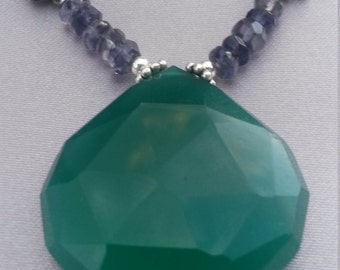green onyx--SOLD--