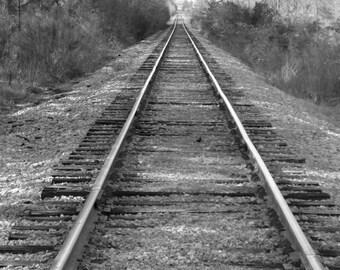 Empty Tracks Cordele, GA