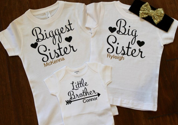 Shop for big sister tee shirts online at Target. Free shipping on purchases over $35 and save 5% every day with your Target REDcard.