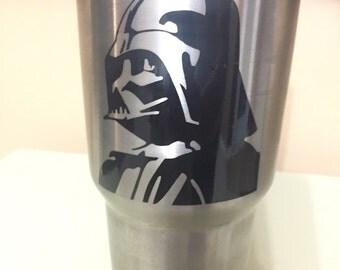 Darth Vader decal