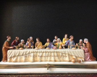 Last Supper Limoges Box Collection