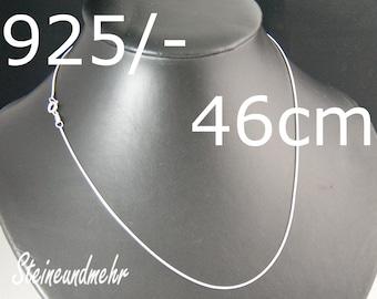 snake chain 45cm 925/- art.3272