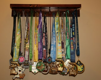 Running Medal Holder