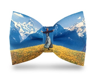 The sound of music bow-tie