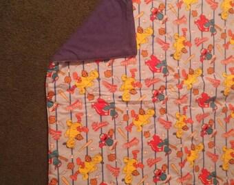 Sesame street blanket