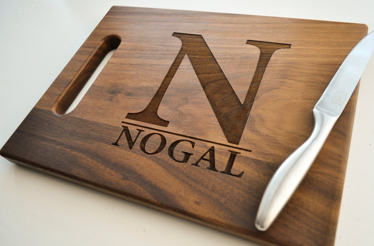 Personalized Cutting Boards ~ Personalized cutting board custom engraved