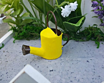 Mini Watering Can Etsy